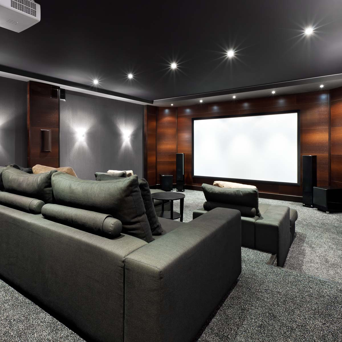 The 3 Essentials of a Dedicated Home Theater